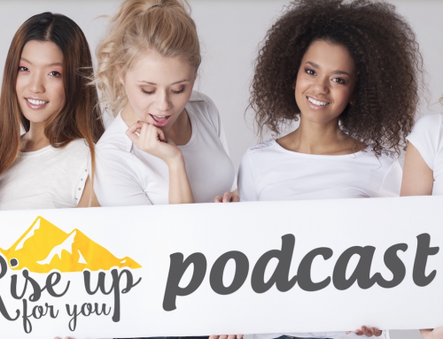 Rise Up For You | Susan Winter: The Cure for Heartache! podcast interview