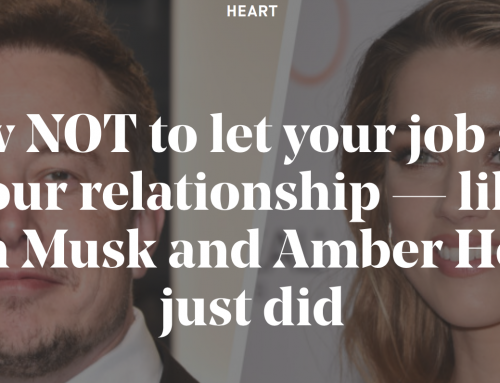 How to NOT let your job sink your relationship—like Elon Musk and Amber Heard just did | Moneyish interview