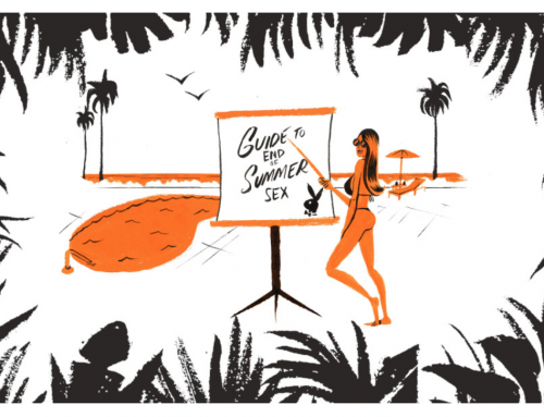 The Playboy Guide To End-Of-Summer Sex | feature interview