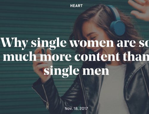 Why single women are so much more content than men | Moneyish interview