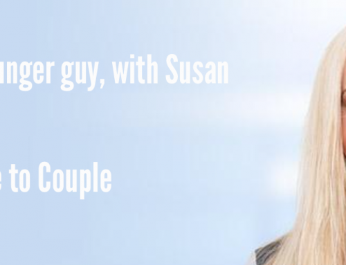 The Reality of Dating a Younger Guy; with Susan Winter | Elite Singles profile feature