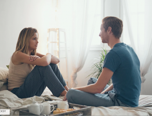 When Setting Boundaries In Your Relationship, Here's How To Approach It With Your Partner | Elite Daily interview