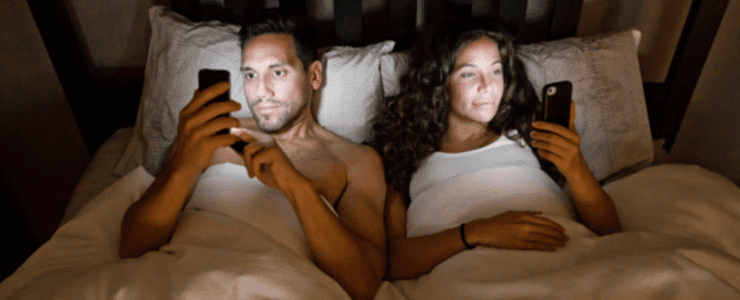 Are Your Bedtime Habits Messing With Your Relationship?