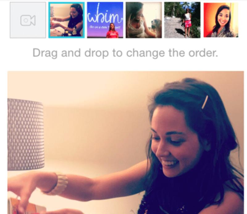 Dating messaging app