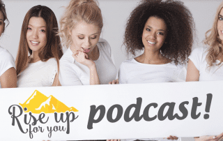Rise up for you Podcast The cure for heartache