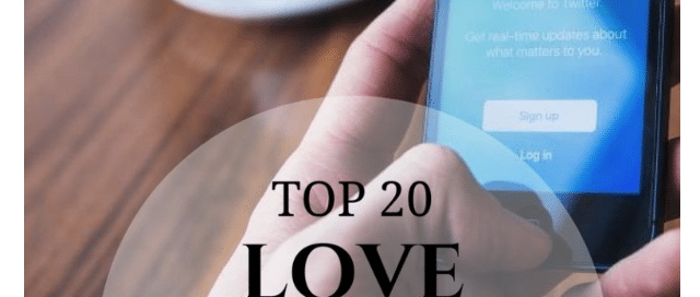 Top 20 Love Experts To Follow On Twitter