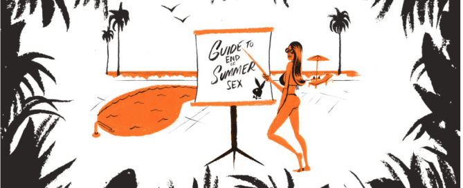 The Playboy Guide To End-Of-Summer Sex
