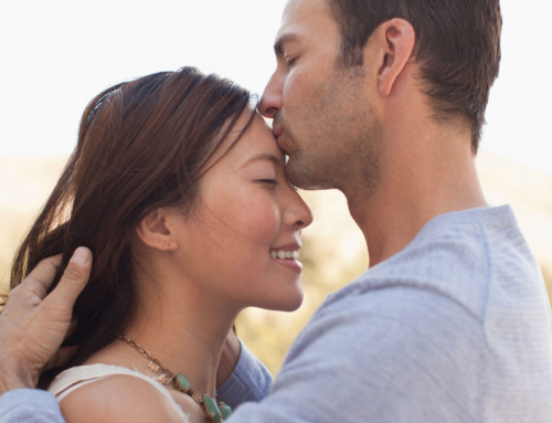 10 Ways to Tell Him You Love Him Without Words | Redbook feature