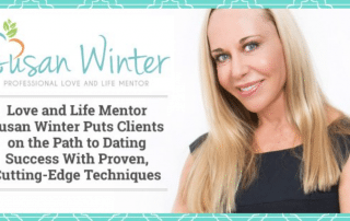 Love and life mentor Susan Winter