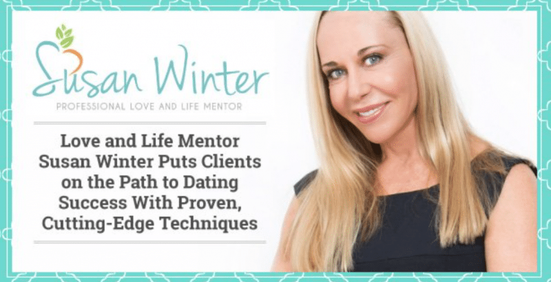 Love and life mentor Susan Winter