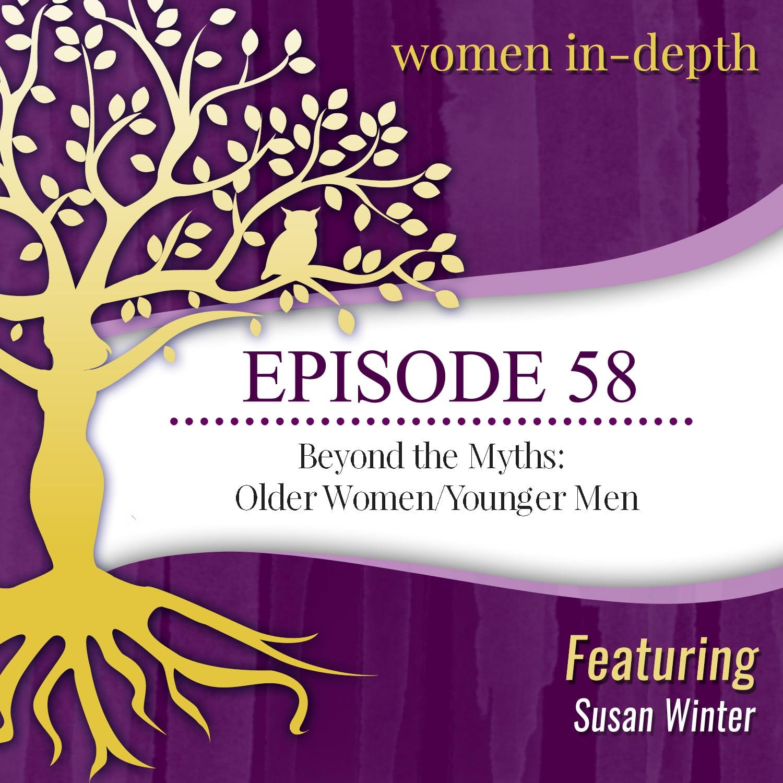 Women in depth Podcast feautring Susan Winter