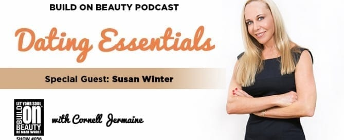 Build on beauty podcast special guest Susan Winter