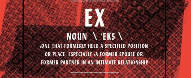 """A Toyboy Can Be Called An """"Ex"""""""