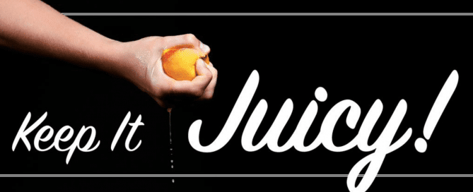 Keep it Juicy Susan Winter Interview