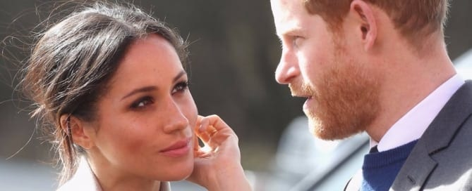 Prince Harry reportedly wants Meghan Markle to stop wearing pantsuits