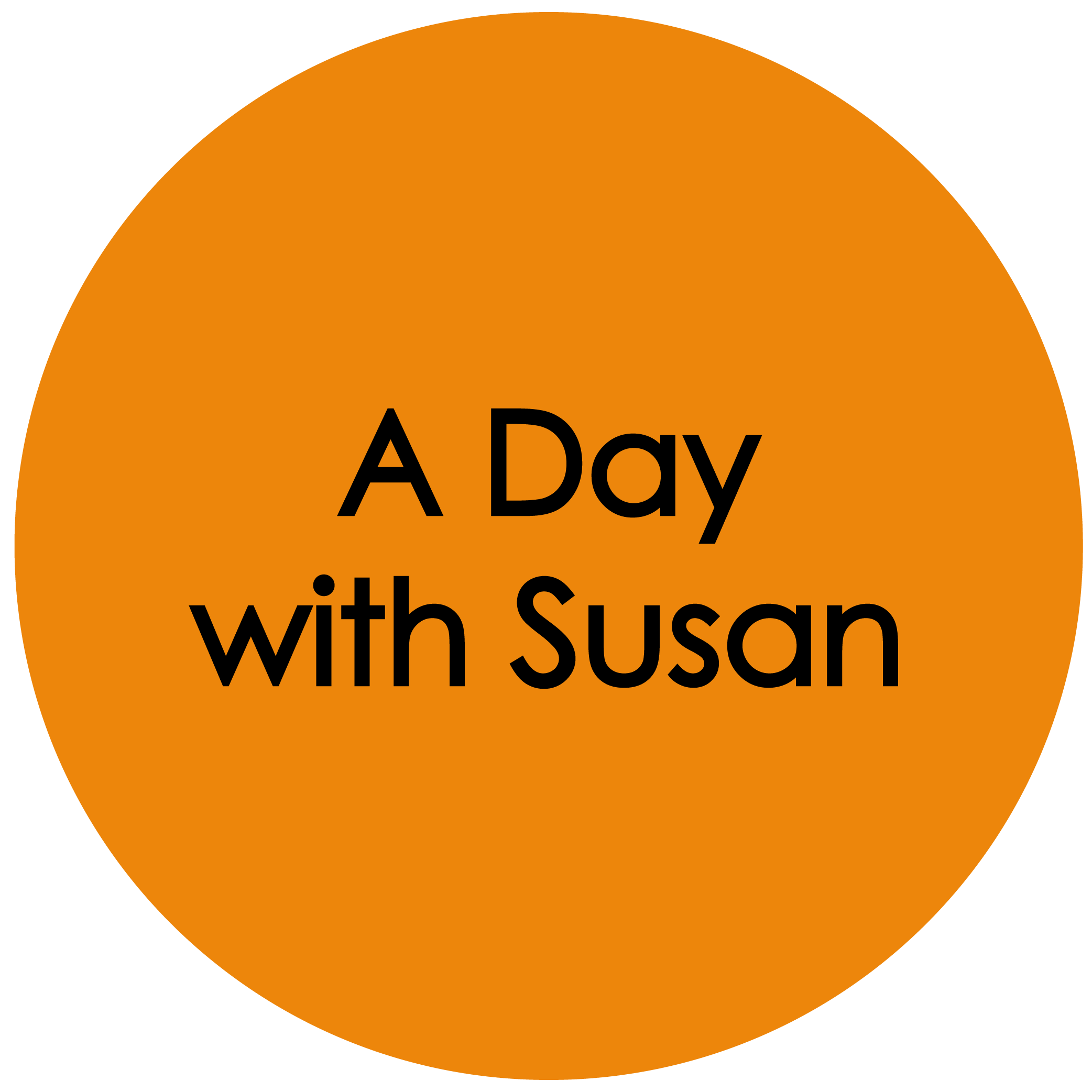 A day with susan button