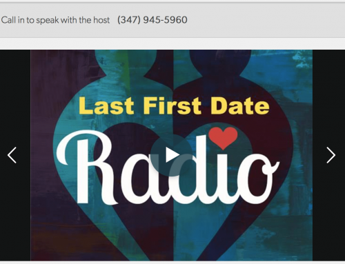 'Last First Date' Radio: Q&A Call-in 10.16.18 | Live interview