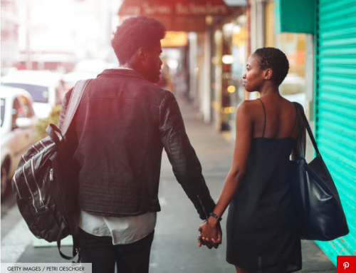 Finding the Right Relationship Speed for You | Cosmopolitan Magazine interview