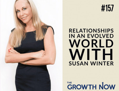 Relationships in an Evolved World with Susan Winter | Podcast feature with Justin Schenck