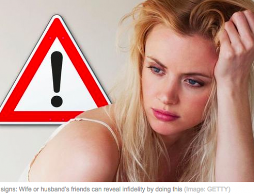 Cheating signs: How your husband or wife's friends can inadvertently reveal infidelity   Express.co.uk interview