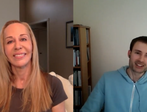 Video interview with Susan Winter, bestselling author & relationship expert | Oliver JR Cooper