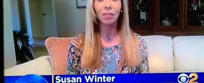 Susan Winter on the news