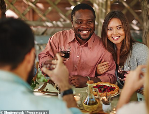 Taking a partner to meet the family this holiday? Relationship expert reveals how to avoid any awkwardness or faux pas | Daily Mail feature