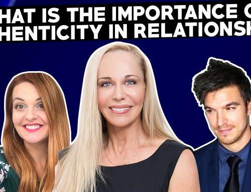 What is the importance of authenticity in a relationship? | Transformational Coaching video